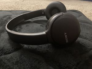 SONY WIRELESS HEADPHONES WH-CH510 for Sale in Austin, TX