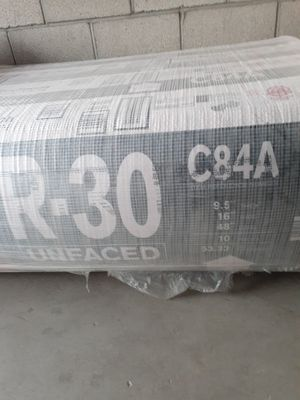 Insulation for ceiling R30x16 cover 53 square feet each bag the price is for each for Sale in Corona, CA