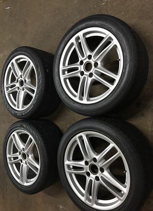 "Porsche Panamera (OEM) 19""INCH wheels & tires for Sale in Fort Lauderdale, FL"