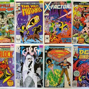 #1 First Issue Collector Comics for Sale in Cedar Mill, OR