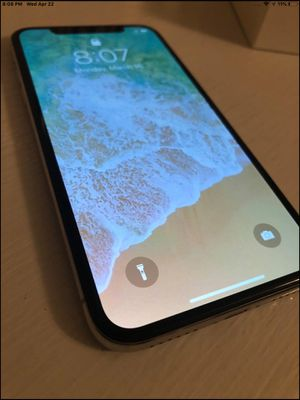 iPhone X 128gb unlocked for Sale in Farmville, VA