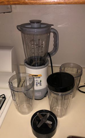 Bella Blender Set for Sale in Hoffman Estates, IL