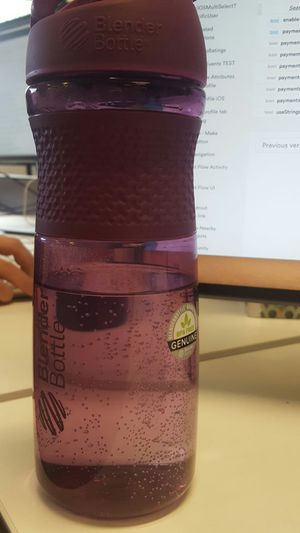 Blender bottle for Sale in Bellevue, WA