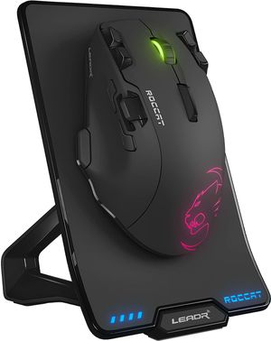 ROCCAT LEADR Wireless Multi-Button RGB Gaming Mouse for Sale in Sterling, VA