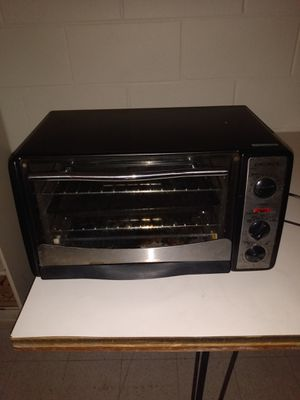 Euro pro x toaster convection oven for Sale in Ewa Beach, HI