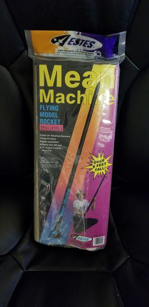 Estes - Mean Machine Model Rocket for Sale in Chandler, AZ