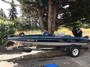Nitro 170TF boat for Sale in Olympia, WA