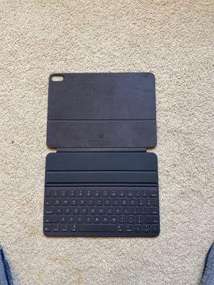 Apple Smart Keyboard Folio for 11inch IPad Pro - US English for Sale in Bellevue, WA