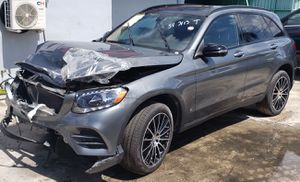 2016 2017 2018 Mercedes Benz GLC300 Parting Out for Sale in Miami, FL