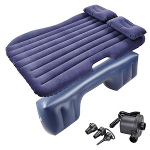 Car Inflatable Mattress Backseat Air Bed Pillow with Pump for Sale in Chino, CA