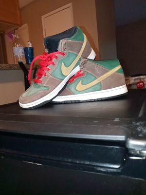 "Nike Dunk ""SB Patagonia"" size 9.5 for Sale in Upland, CA"
