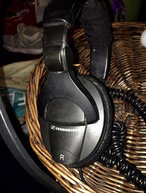 Sennheiser Dj headphones . for Sale in Philadelphia, PA