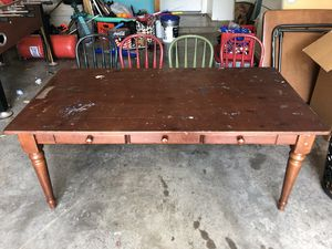 Pottery Barn kids table for Sale in Austin, TX