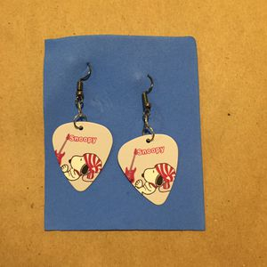Snoopy Pick Earrings for Sale in Lincoln Acres, CA