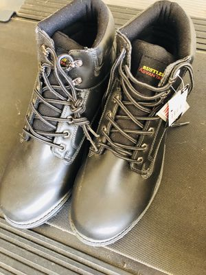 Brand new men's work boots size 13 wide for Sale in East Brunswick, NJ
