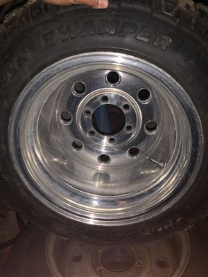 Welds super singles 15x12 for Sale in Kaneohe, HI