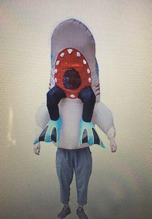 Inflatable Shark Halloween Costume for Sale in Deltona, FL