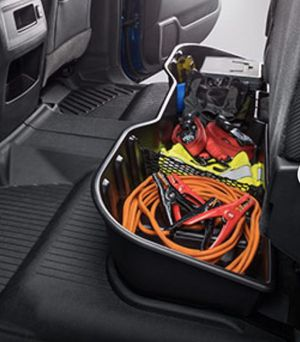 Under seat cargo storage for GMC Sierra 1500 crew cab for Sale in Groton, MA