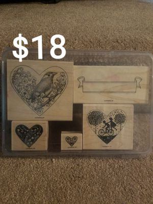 Stampin' Up! Stamp sets for Sale in Prineville, OR
