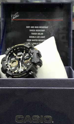 Casio G-Shock Master of G Mudmaster Watch (SEALED) - Price Negotiable - READ DESCRIPTION for Sale in Sterling, VA