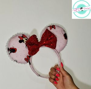 Custom mickey ears for Sale in Hialeah, FL