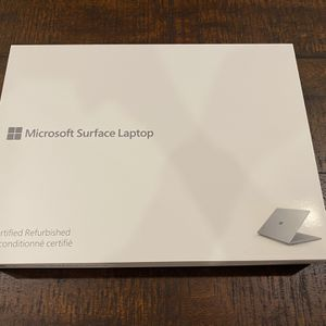Microsoft Surface Laptop 2 Certified Refurbished i5 128 GB SSD for Sale in McKinney, TX