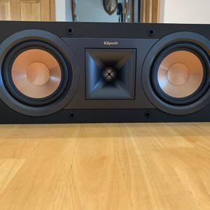 Klipsch R25C Center Channel Speaker for Sale in Martinsburg, WV