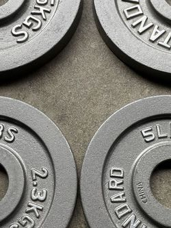 """Olympic Weights Change Plates Weight Sets 2"""" for Sale in Everett, WA"""