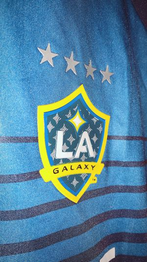 Los Angeles Galaxy Away Jersey ADIDAS #33 Great Design sown on patches for Sale in Los Angeles, CA