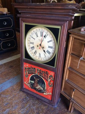 Antique Clock Union Pacific $99 for Sale in San Diego, CA