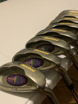 Cleveland VAS Irons for Sale in Monrovia,  CA