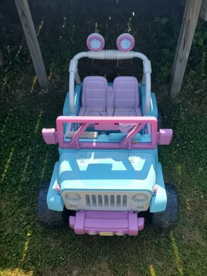 Battery powered power wheels for Sale in McDonald, PA
