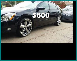 2004 Nissan Maxima only$600 for Sale in Grand Rapids, MI