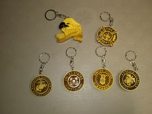 Key chains..... Hand carved for Sale in Hermon, ME