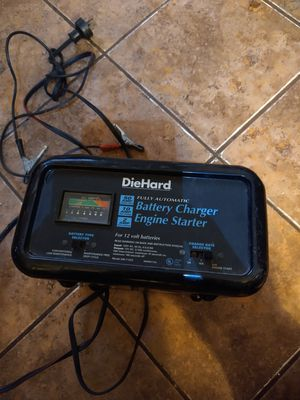 Diehard battery charger for Sale in Chicago, IL