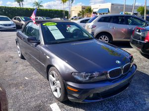 2005 bmw 325cl for Sale in West Palm Beach, FL