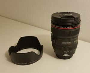 Canon 24-105 f4 IS ii for Sale in Portland, OR