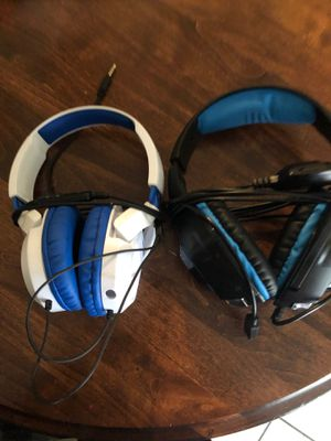 Xbox 1 headsets for Sale in Santa Ana, CA