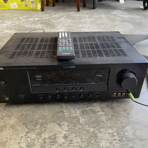 Yamaha 5.1 Ch Receiver for Sale in Pleasanton, CA