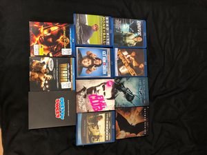 Blu-ray movies for Sale in Monrovia, CA