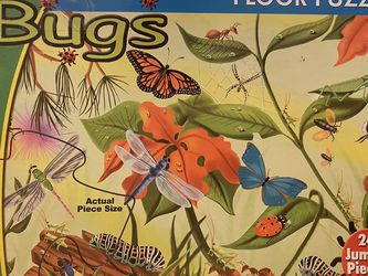 Melissa And Doug Bugs Puzzle for Sale in Alexandria,  VA