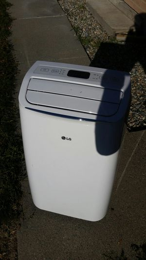 LG Model No. LP1018WNR Portable Air Conditioner for Sale in South Salt Lake, UT
