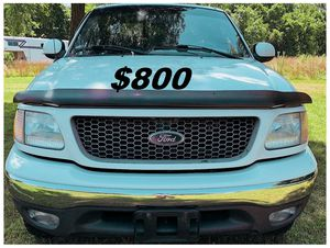 owner 2002 Ford F-150 excellent condition clean title for Sale in San Jose, CA