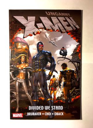 X-Men Graphic Novel Comic Book Like New for Sale in Gaithersburg, MD