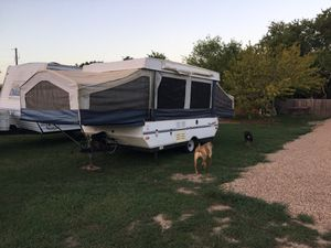 1999 Forest River pop up camper project for Sale in Creedmoor, TX
