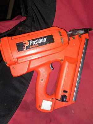 PASLUDE FRAMING NAIL GUN for Sale in Albany, GA