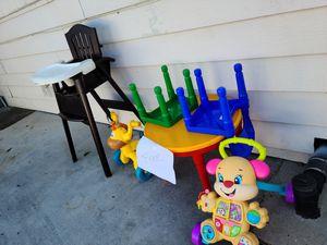 Free tollder toys for Sale in Santa Ana, CA