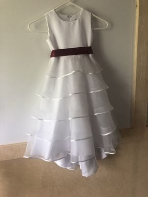 Size 2 dress . Flower girl for Sale in Lake Zurich, IL