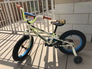 Mongoose Kids Bike with Training Wheels for Sale in Reston, VA