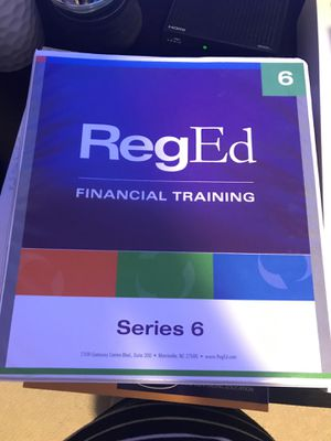 Series 6 license 2015 edition FREE for Sale in Chicago, IL